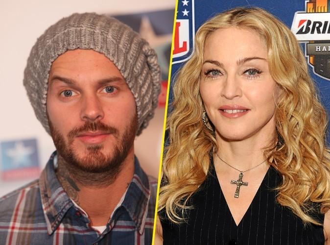 M Pokora et Madonna
