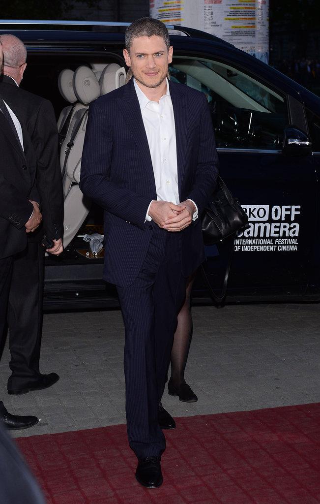"""Joyeux Anniversaire Wentworth Miller ! Le beau gosse de """"Prison Break fête ses 44 ans !"""