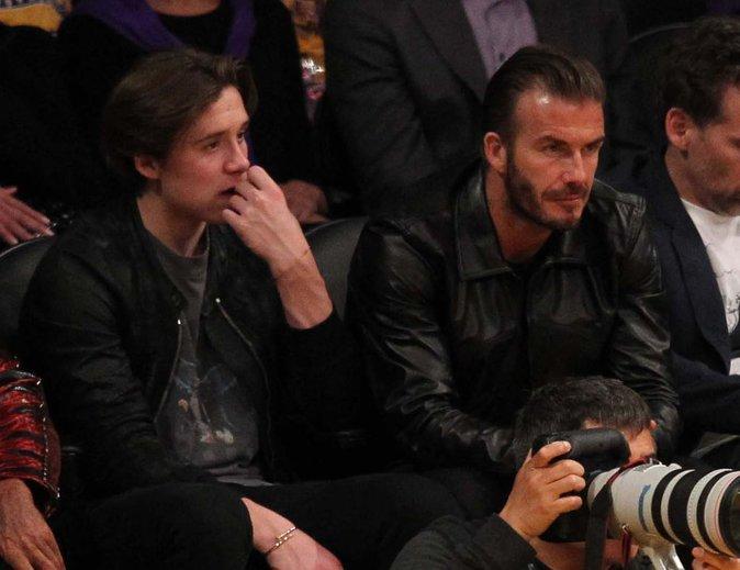 Jubilé de Kobe Bryant : David et Brooklyn Beckham parmi les invités
