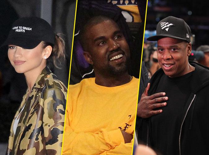 Jubilé de Kobe Bryant : Zendaya, Kanye West et Jay-Z parmi les invités