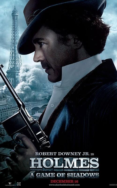 Sherlock Holmes revient le 12 janvier...