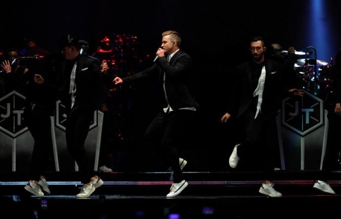 Justin Timberlake : il a assuré sur scène à L.A. !