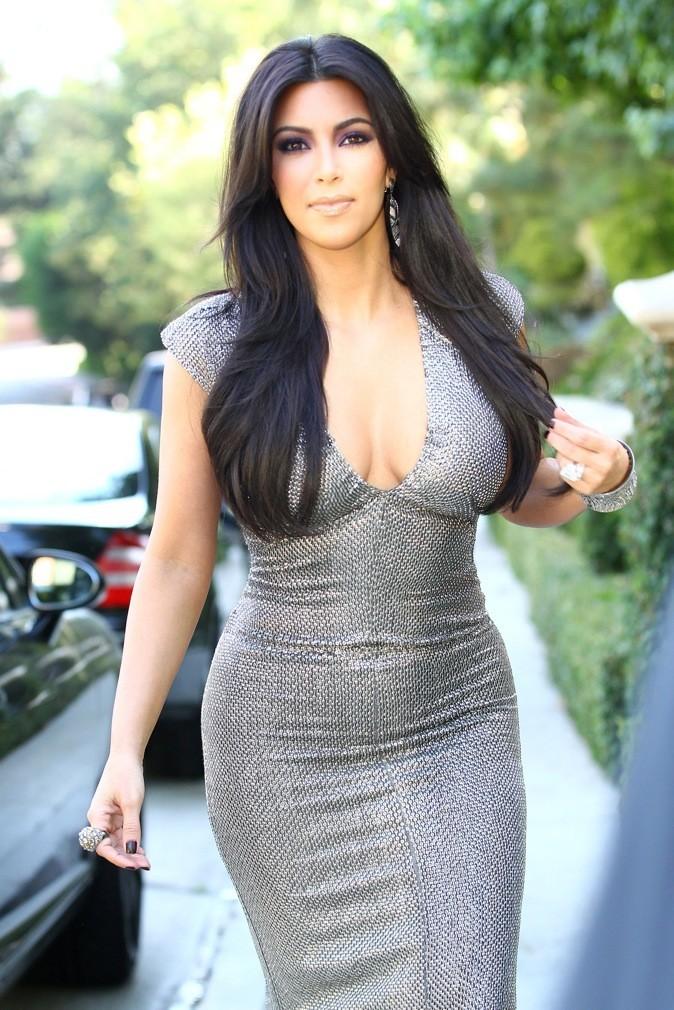 Kim Kardashian serait sa petite copine actuelle ? Vous y croyez ?