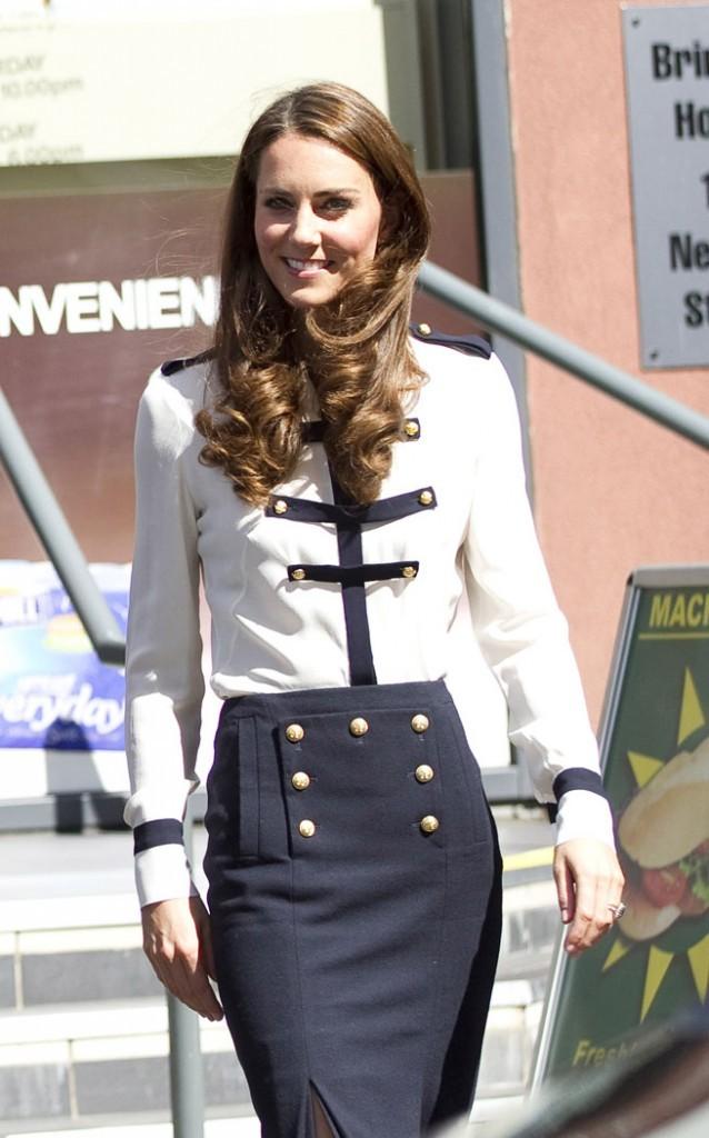 11. Kate Middleton a du sang français! Elle descend de protestants français réfugiés en Angleterre à la Révocation de l'édit de Nantes!