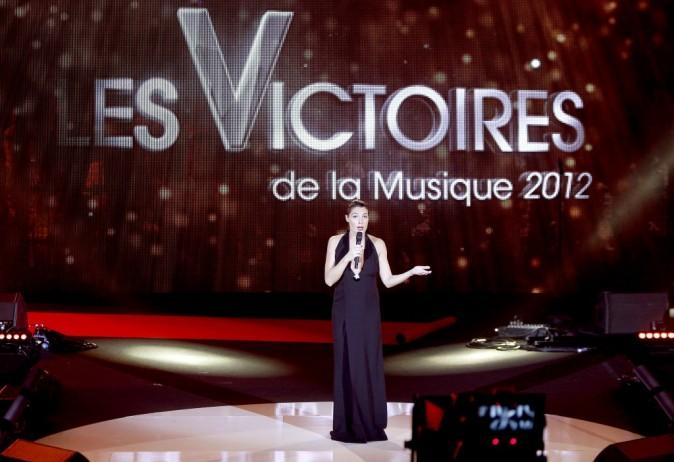 De belles surprises lors des Victoires de la musique 2012 !