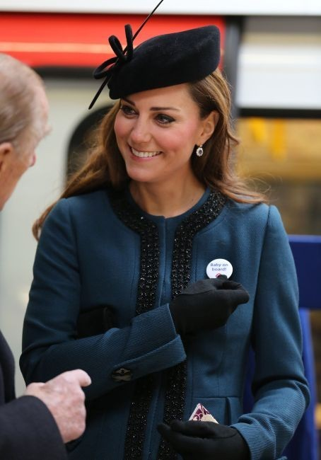 Kate Middleton le 20 mars 2013