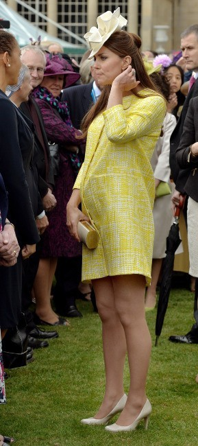 Kate Middleton le 22 mai 2013