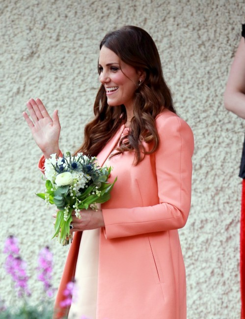 Kate Middleton le 29 avril 2013