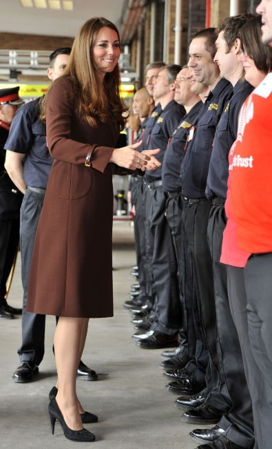 Kate Middleton le 5 mars 2013