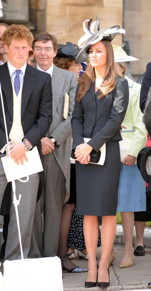 Image soignée, tenues impeccablement repassées... Kate Middleton devra s'y habituer !
