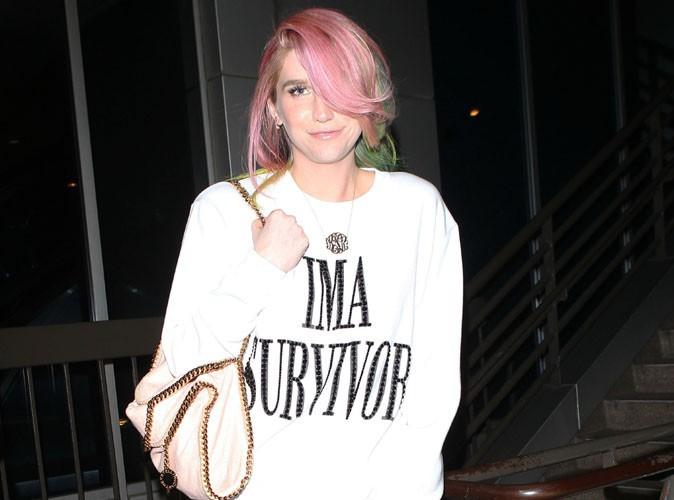 Ke$ha : la chanteuse américaine est sortie de rehab !
