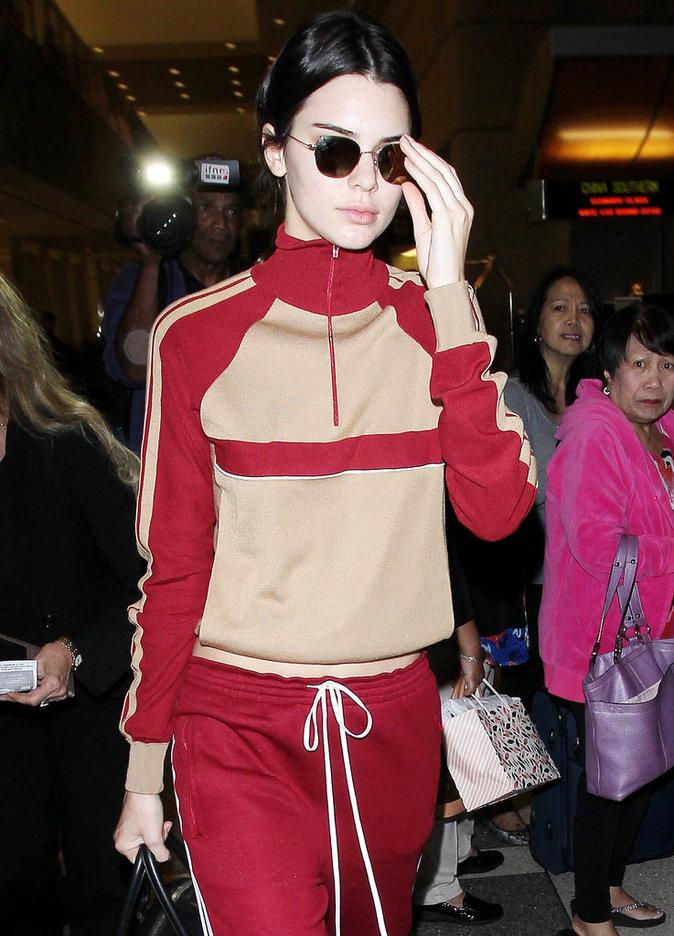 Kendall débarque à PARIS