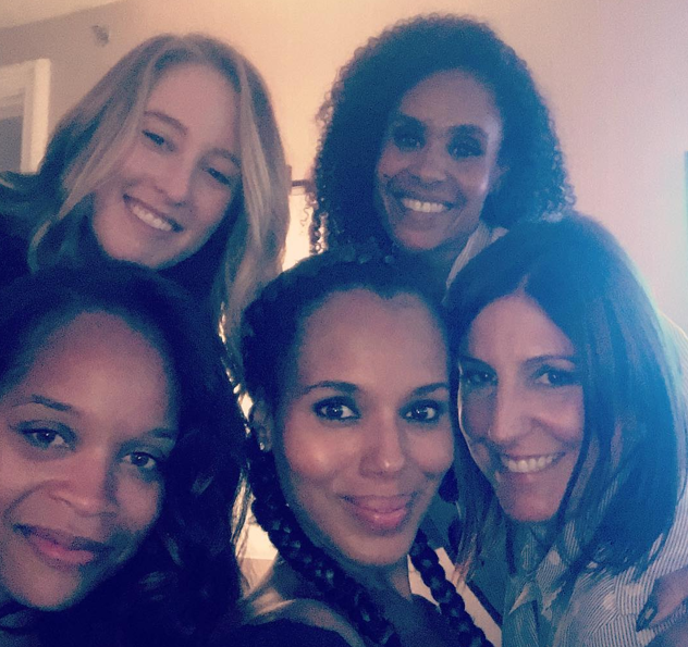 "Kerry Washington (""Scandal"") s'éclate à Las Vegas pour le concert de sa copine Jennifer Lopez !"