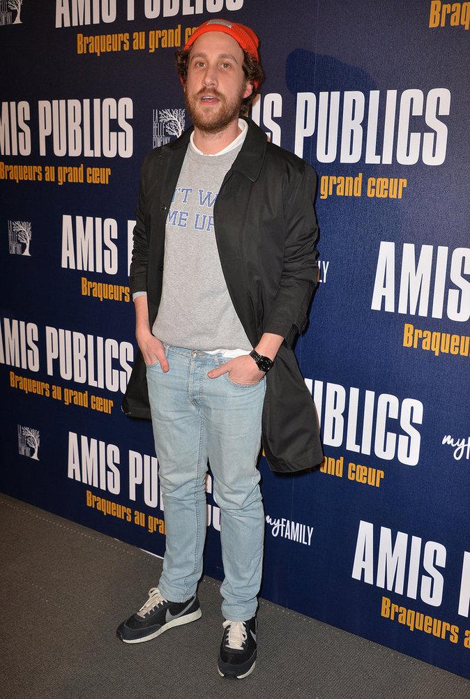 Gaël Cottat, toujours présent pour son ami Kev Adams