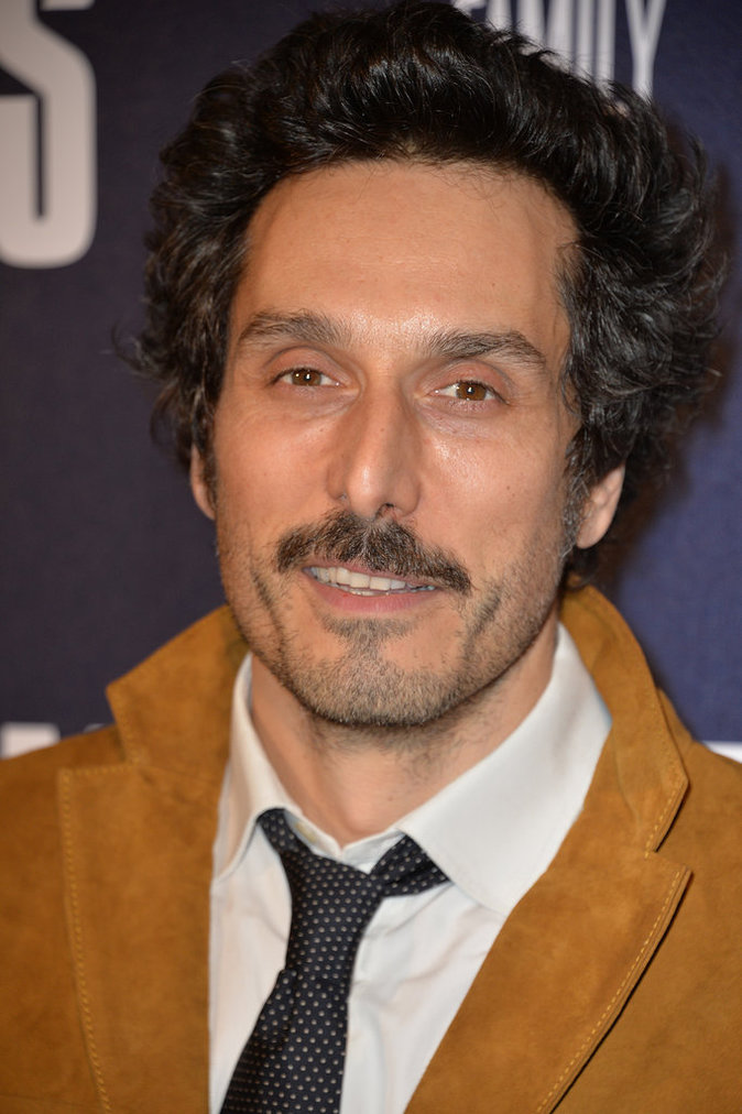 Vincent Elbaz, un acteur talentueux