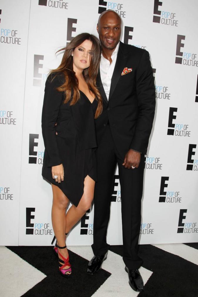 Khloé Kardashian et Lamar Odom