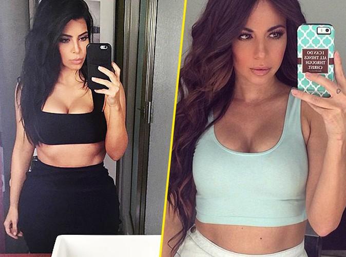 Photos : Kim Kardashian : mieux ou moins bien que sa rivale mexicaine ?