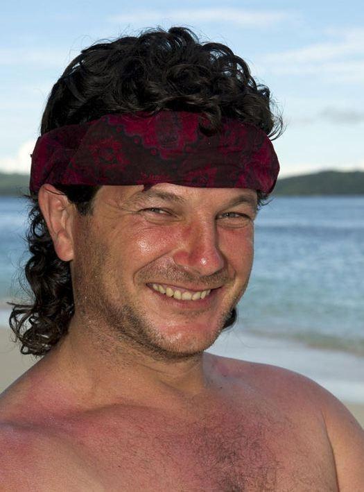 Gérard, 41 ans, jardinier