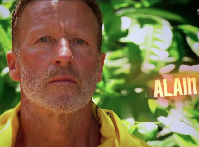 Koh Lanta 2016 : Alain : éliminé, il regrette sa trahison !