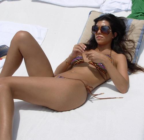 Kourtney Kardashian oublie ses problèmes avec Scott Disick avec des photos souvenirs !