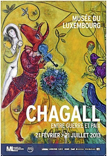 Exposition Chagall
