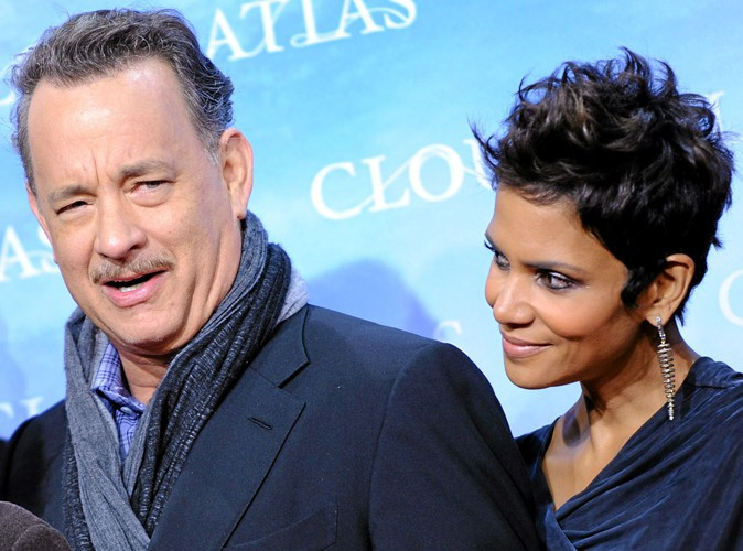 Tom Hanks et Halle Berry - Cloud Atlas, Warner. 19,99 €.