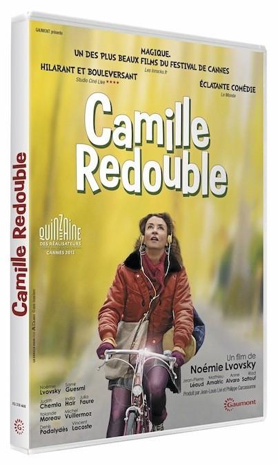 Camille redouble, de et avec Noémie Lvovsky, Gaumont. 19,99 €.