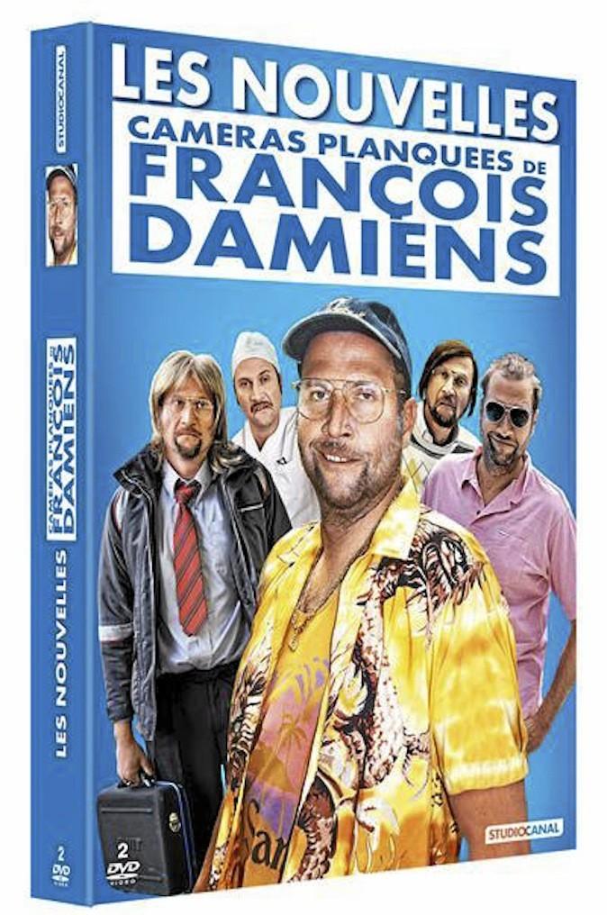 Les nouvelles caméras planquées de François Damiens