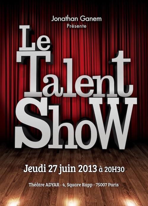 20 h 30: Le Talent Show