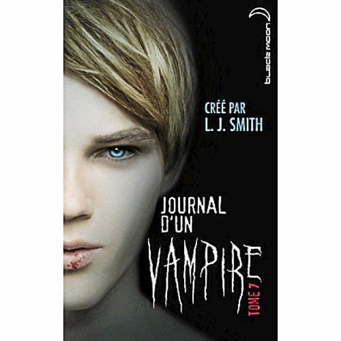 Le tome 7 du Journal d'un vampire !