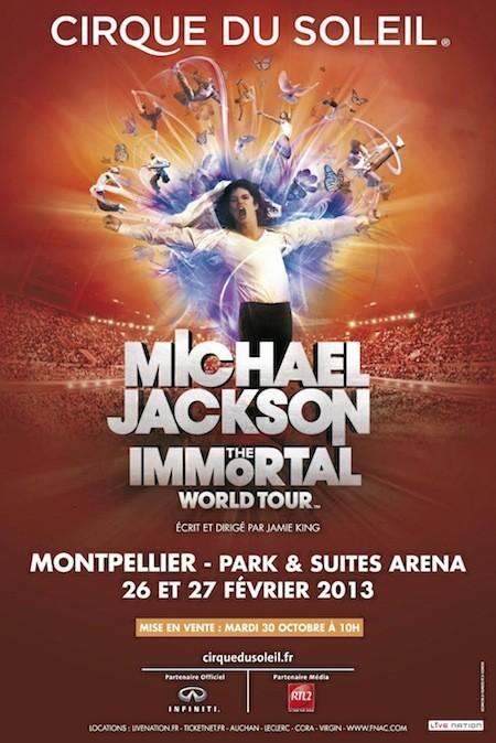 The Immortal World Tour à l'Arena de Montpellier, rue de la Foire, 34470 Pérols. À partir de 51 € sur ticketnet.fr
