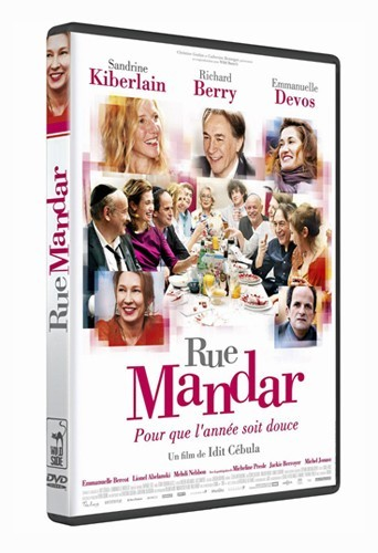 Rue Mandar, d'Idit Cebula, Wild Side. 19,99 €.