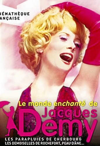 Le monde enchanté de Jacques Demy à la Cinémathèque française.