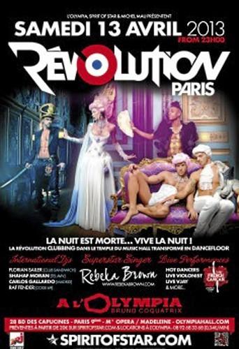 Révolution Paris