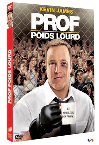Prof poids lourd, DVD Sony. 19,99 €.