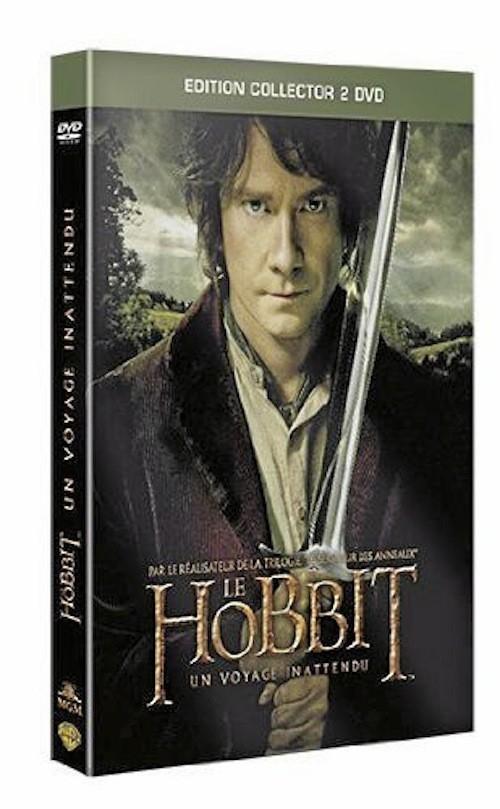 Le DVD qui fait rêver : The Hobbit