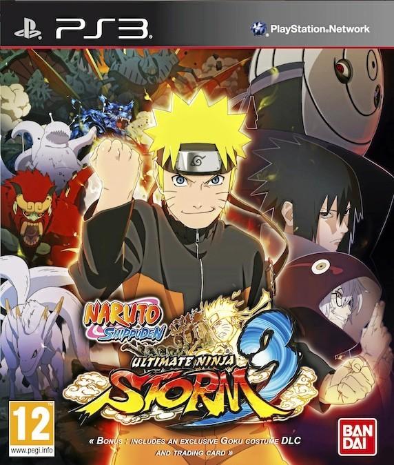 Naruto Shippuden Ultimate Ninja Storm 3,Namco bandai. 52 € sur PS3.
