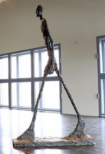 Alberto Giacometti : Une expo bien sculptée