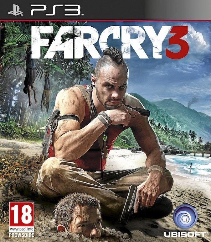 Far Cry 3, sur PS3, Ubisoft. 55€