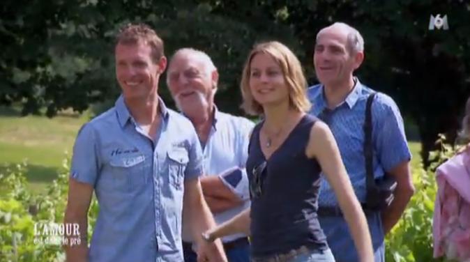 Franck et Karine, Claude et Thierry