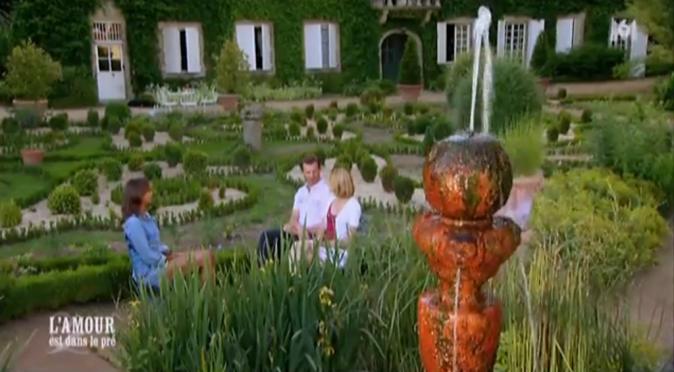 Karine Le Marchand discute avec Franck et sa Karine !