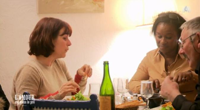 Paulo avec Marie-Françoise et Céline