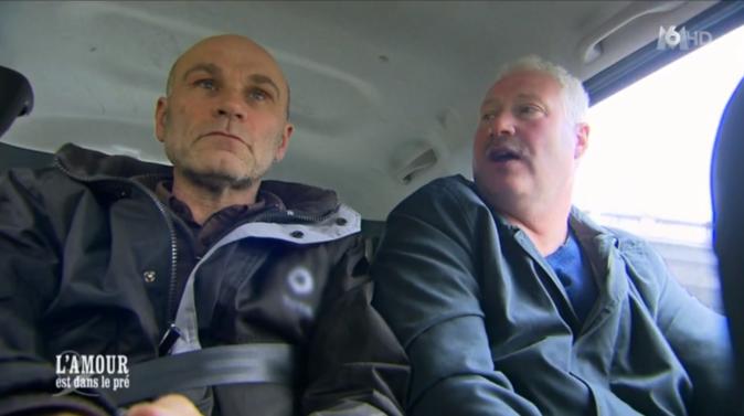 Didier et Bernard le Picard font la route ensemble
