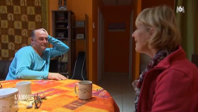 Marie-Pierre explique à Philippe le Charentais que ça ne va pas coller entre eux !