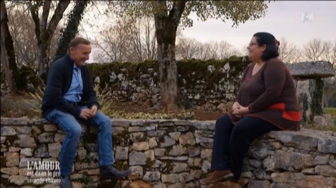 Tous deux encore célibataires, Marylin et Philippe le Lotois se parlent de leurs prétendant(e)s