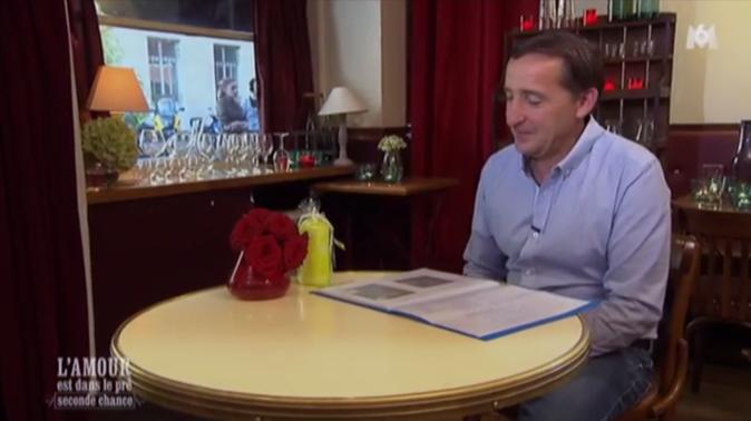Philippe le Lotois se prépare au speed-dating