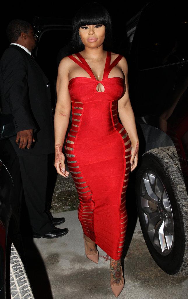 Photos : La grossesse opportuniste de Blac Chyna affole les internautes !