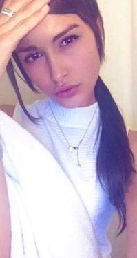 La nouvelle Miss Provence 2016, Noémie Mazella