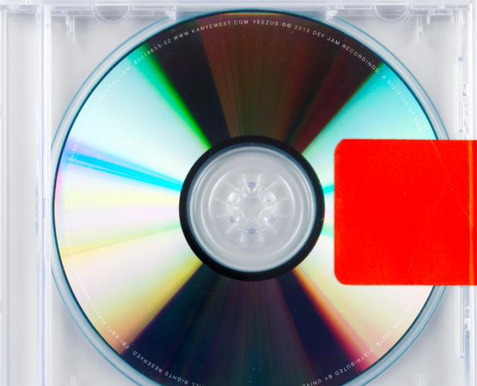 La pochette de l'album de Kanye West dévoilée !