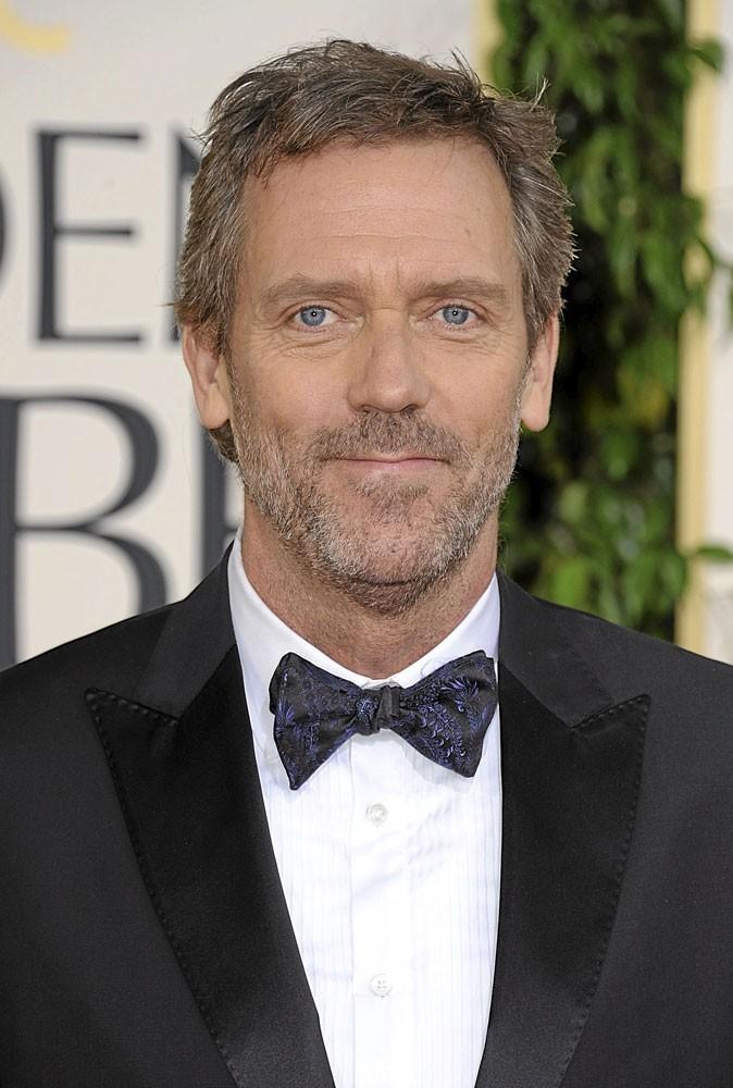 Découvrez combien gagne Hugh Laurie !